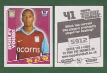 Aston Villa Ashley Young England 41