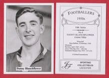 Aston Villa Danny Blanchflower 4 (10) ***