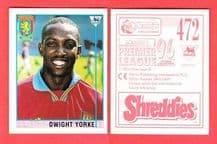 Aston Villa Dwight Yorke 472