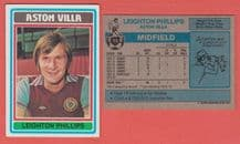 Aston Villa Leighton Phillips Wales 15