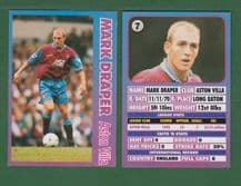 Aston Villa Mark Draper 7