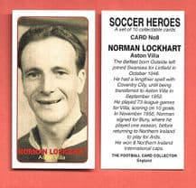 Aston Villa Norman Lockhart 8 (SH1)