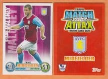 Aston Villa Shaun Maloney Scotland