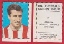 Atletico Madrid Isacio Calleja Spain 381