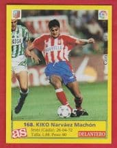 Atletico Madrid Kiko 168
