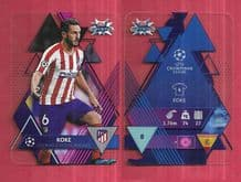 Atletico Madrid Koke 8 (UCL)