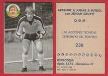 Atletico Madrid Luis Arconada Spain 238