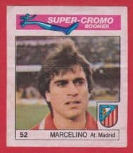 Atletico Madrid Marcelino Spain