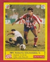 Atletico Madrid Roberto Solozabal 161