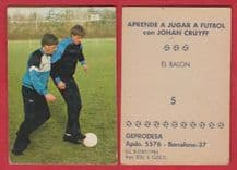 Barcelona Johan Cruyff Holland Training 5