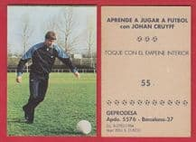 Barcelona Johan Cruyff Holland Training 55