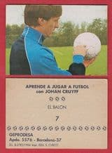 Barcelona Johan Cruyff Holland Training 7