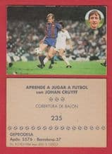 Barcelona Robert Prosinecki Croatia 235