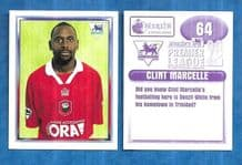 Barnsley Clint Marcelle 64 (AS)