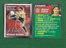 Bayer Leverkusen Michael Ballack Germany (3)