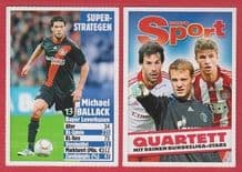 Bayer Leverkusen Michael Ballack Germany
