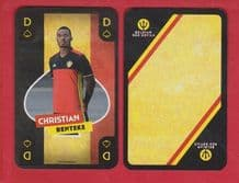 Belgium Christian Benteke Crystal Palace DS