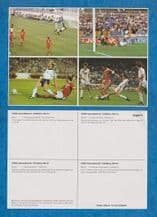 Belgium England New Zealand Poland Russia Scotland West Germany 5 UNCUT Butcher Strachan