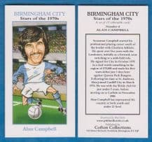 Birmingham City Alan Campbell 6