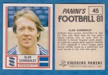 Birmingham City Alan Curbishley 45