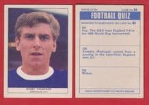 Birmingham City Bobby Thompson 84