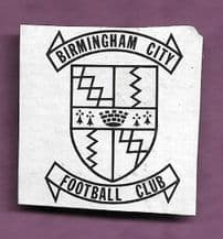 Birmingham City Club Badge (BCB)
