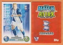Birmingham City Mikael Forsell Finland