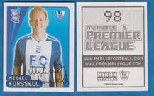 Birmingham City Mikael Forsell Finland 98