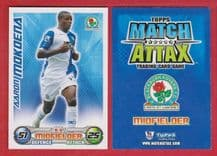 Blackburn Rovers Aaron Mokoena South Africa