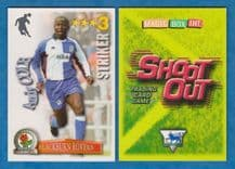 Blackburn Rovers Andy Cole England