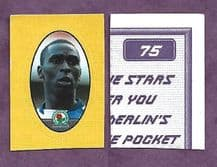 Blackburn Rovers Andy Cole England 75B