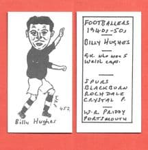 Blackburn Rovers Archie Hughes 452