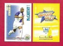 Blackburn Rovers Benni McCarthy South Africa (SO07)