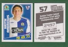 Blackburn Rovers Keith Andrews Australia 57