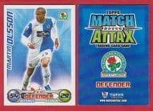 Blackburn Rovers Martin Olsson Sweden