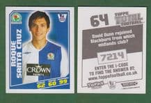 Blackburn Rovers Roque Santa Cruz Paraguay 64