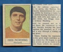 Blackpool Fred Pickering England 1970