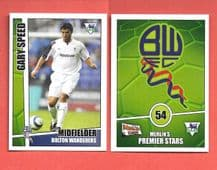 Bolton Wanderers Gary Speed 54 (MPS)