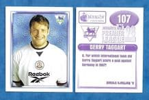 Bolton Wanderers Gerry Taggart 107 (AS)