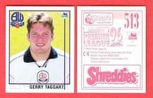 Bolton Wanderers Gerry Taggart 513