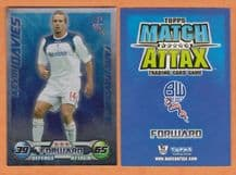 Bolton Wanderers Kevin Davies England Fans Favourite