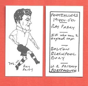 Bolton Wanderers Ray Parry 706