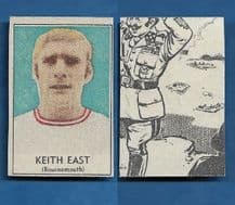 Bournemouth Keith East 1970