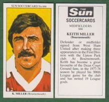 Bournemouth Keith Miller