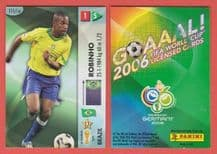 Brazil Robinho Real Madrid 111 2006