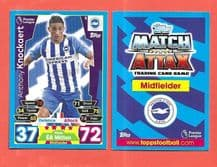 Brighton Hove Albion Anthony Knockaert 49 (JK)