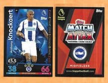 Brighton Hove Albion Anthony Knockaert (JK) 49