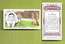 Brighton Hove Albion Billy Booth 42