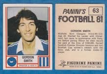 Brighton Hove Albion Gordon Smith 63