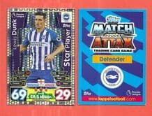 Brighton Hove Albion Lewis Dunk Star Player 39 (JK)